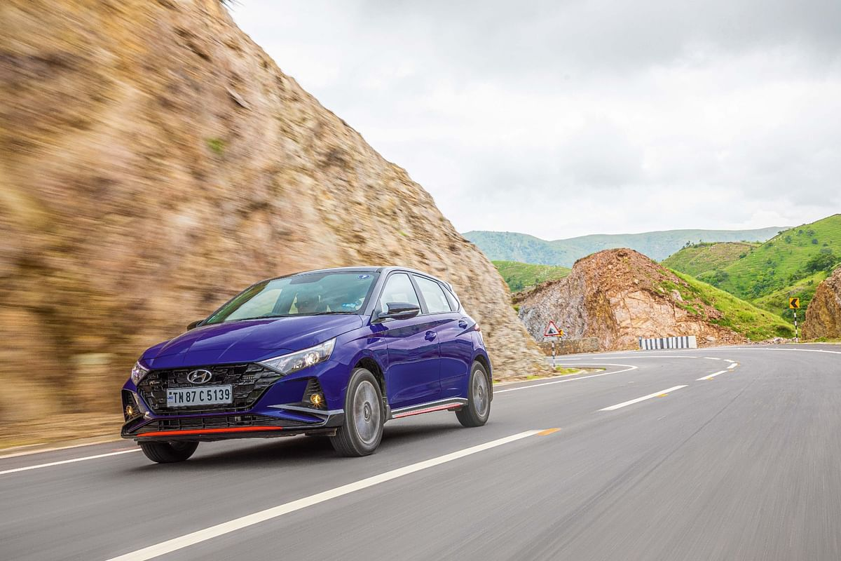 Hyundai i20 N Line First drive review: Sportier than the regular i20?