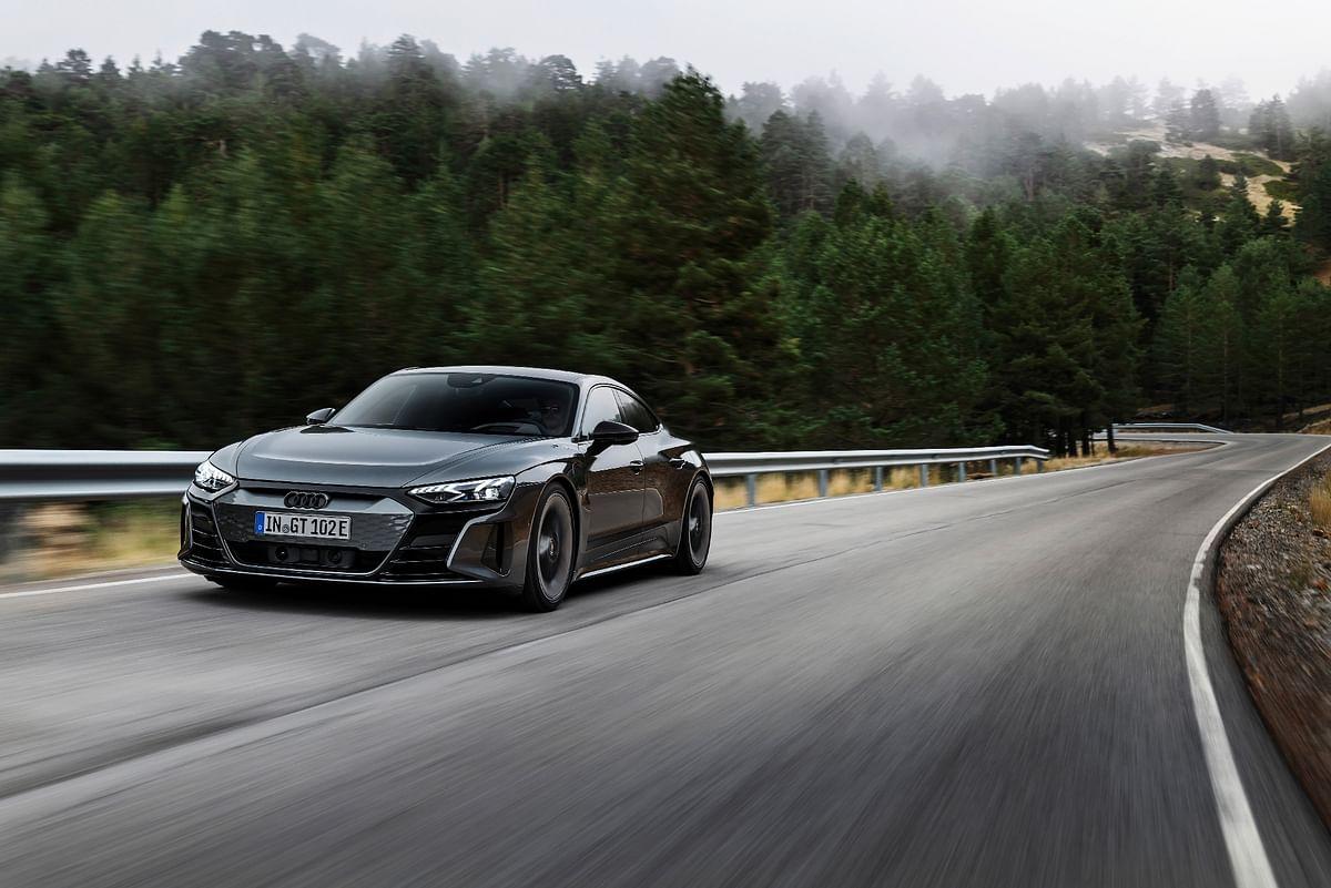 Audi e-tron GT bookings open in India
