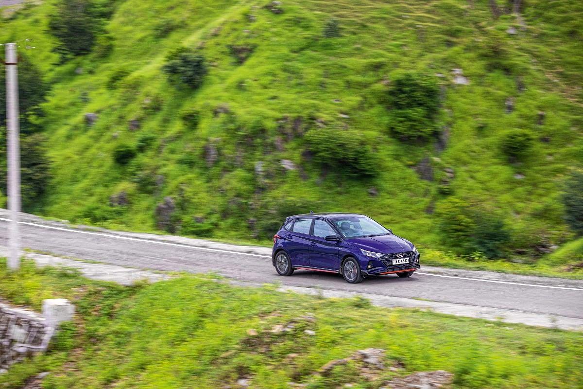 The N brand develops Hyundai's go-faster cars