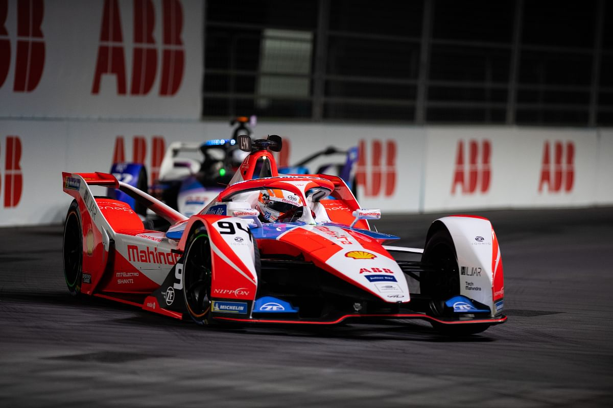 Mahindra Racing are banking on Roland's qualifying abilities