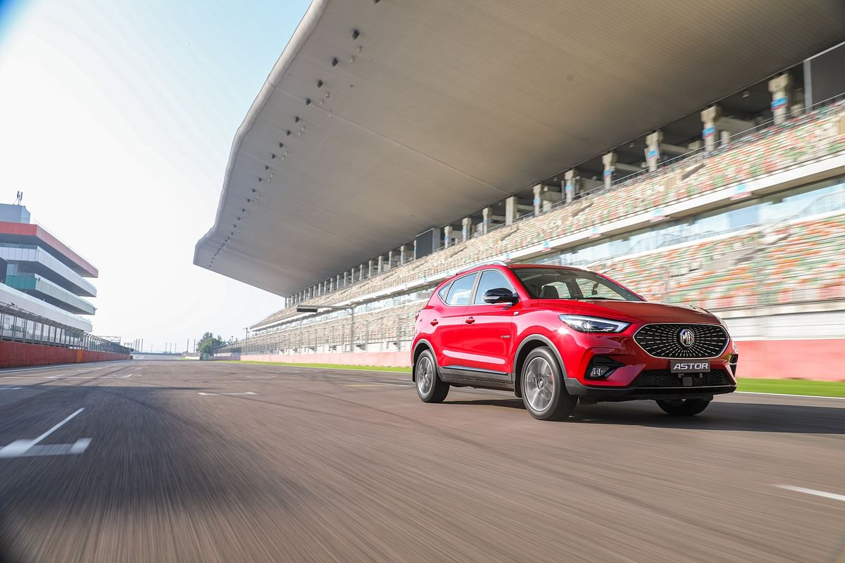 MG Astor First Drive Review: Creta, Seltos, Kushaq, Taigun rival driven