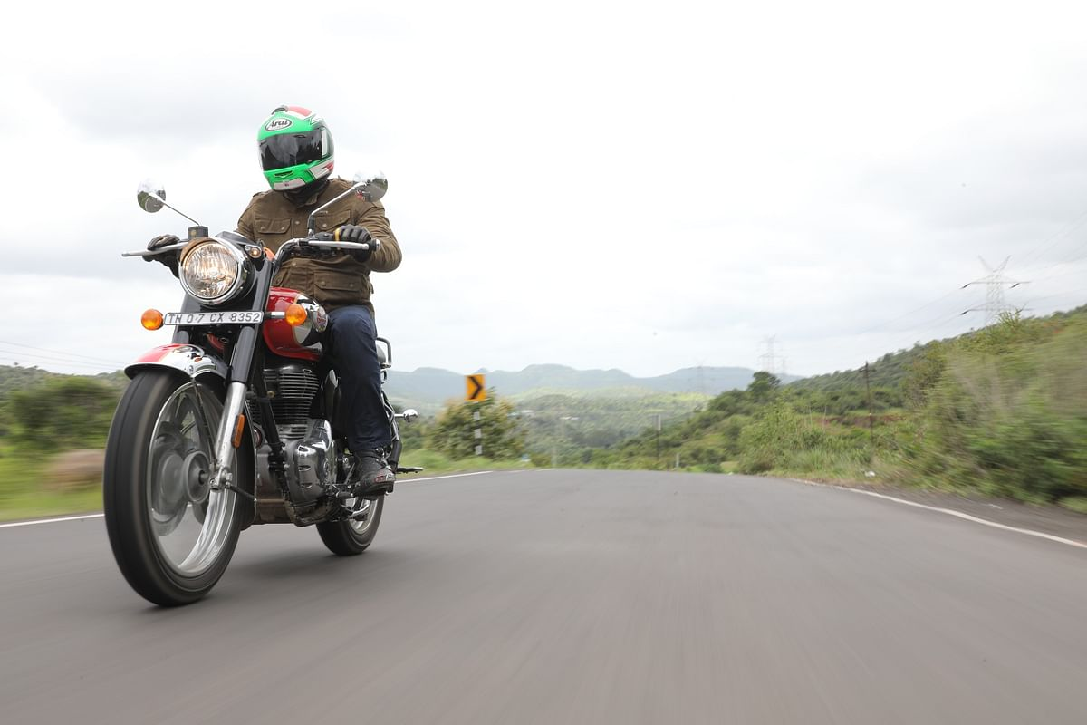 2021 Royal Enfield Classic 350 first ride review