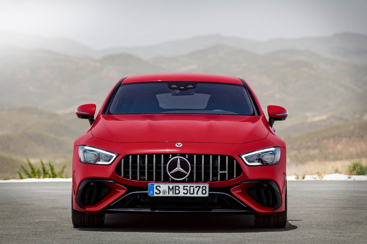 The Panamericana grille on the GT 63 S E Performance looks really menacing