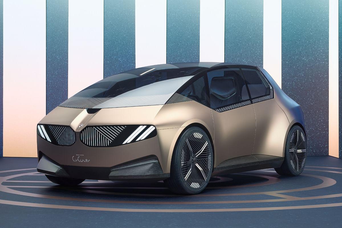 BMW i Vision Circular revealed at Munich Motor Show