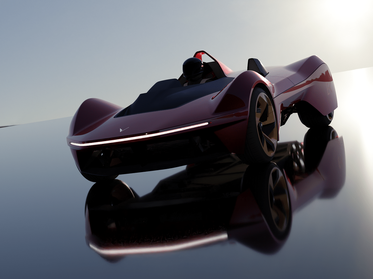 Vazirani Ekonk unveiled, the fastest made-in-India electric hypercar!