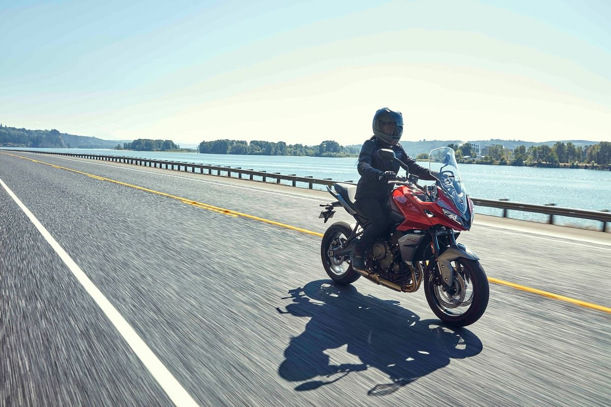2022 Triumph Tiger Sport 660 unveiled globally