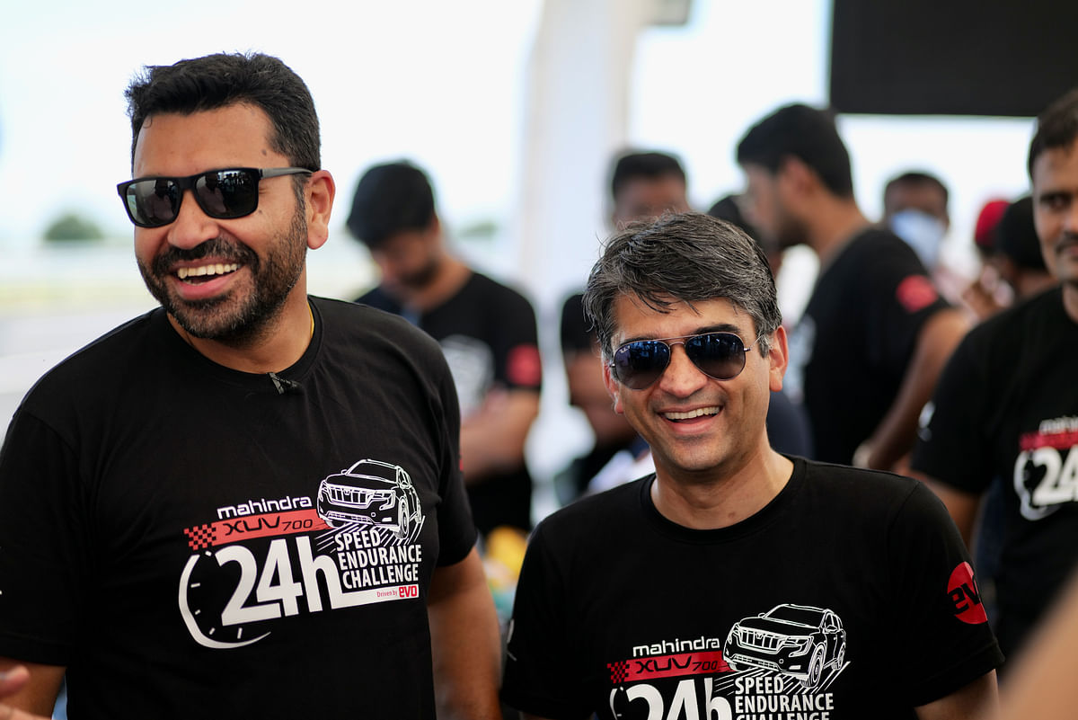 24 Hours Speed Endurance Challenge: In conversation with Team Mahindra