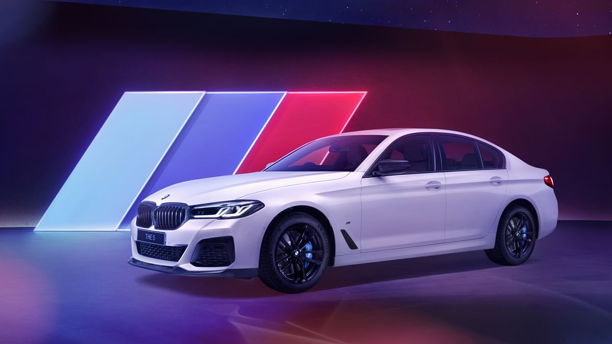 BMW 5 Series Carbon Edition launched, prices start from Rs 66.3 lakh