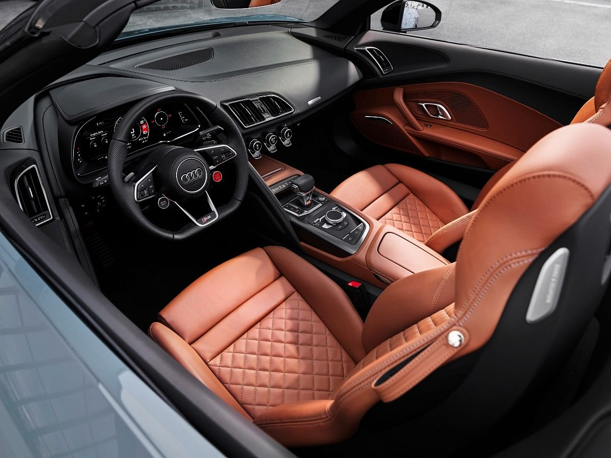 The UK buyers get an option of Nappa leather interiors with the second Edition specification