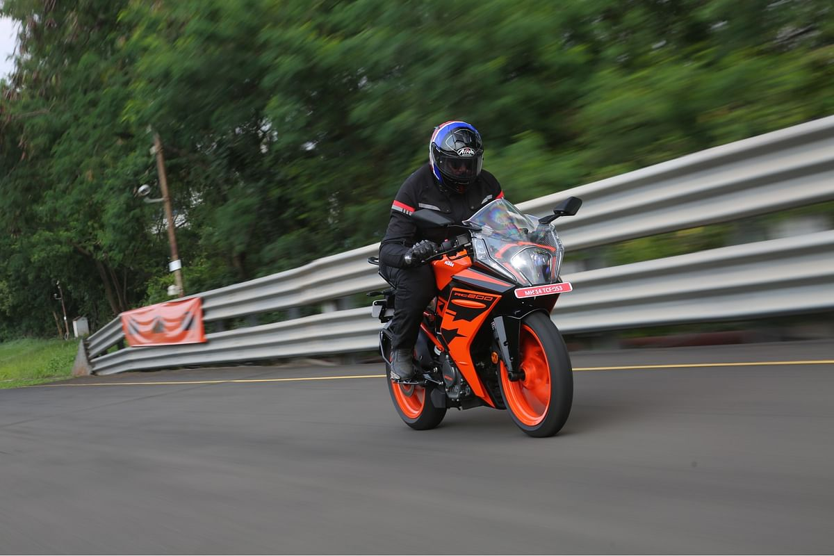 2022 KTM RC 200 First Ride Review: Track DNA on the street