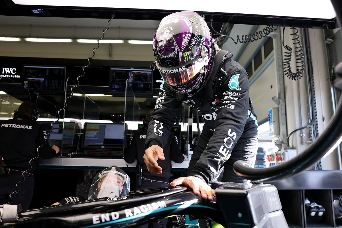 If Mercedes opts to change the power unit in Lewis' car, he would have to start the race from the back of the grid with Ferrari driver Carlos Sainz, who is also facing the same penalty.