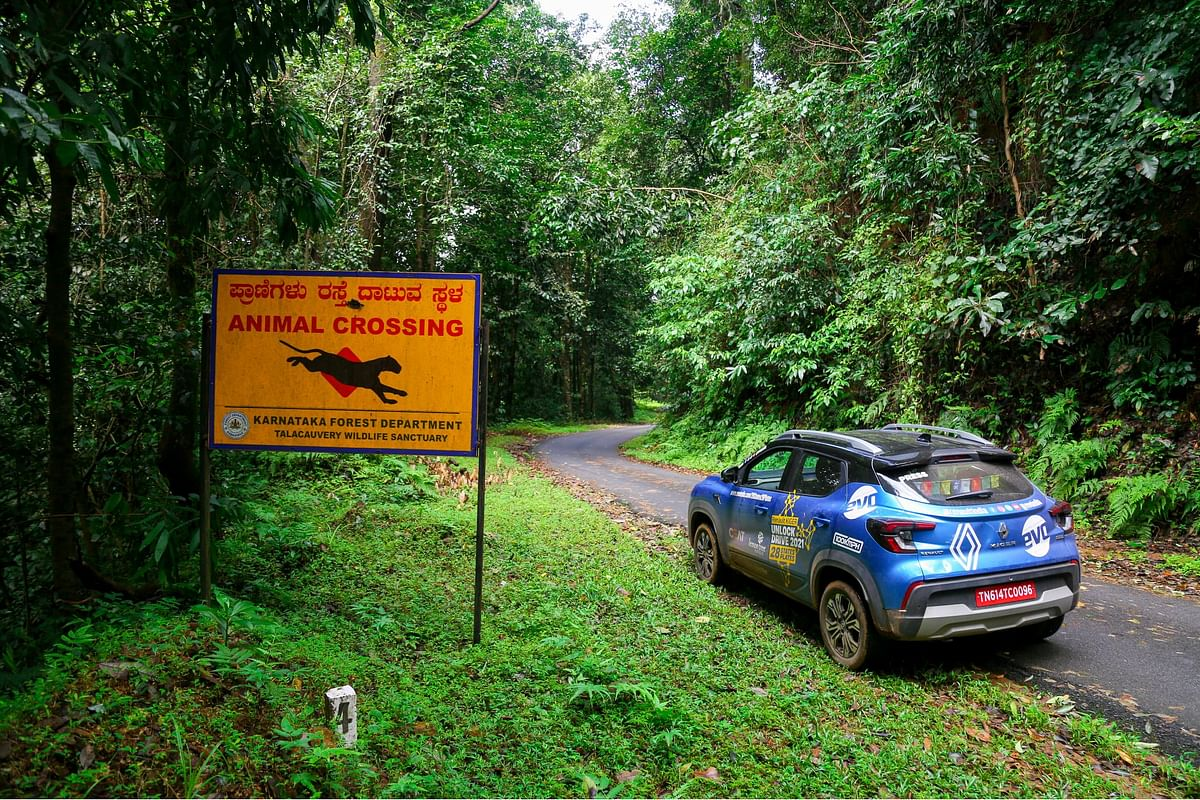 Traversing Kerala on Onam day; The #28States28Plates drive heads over to god's own country!