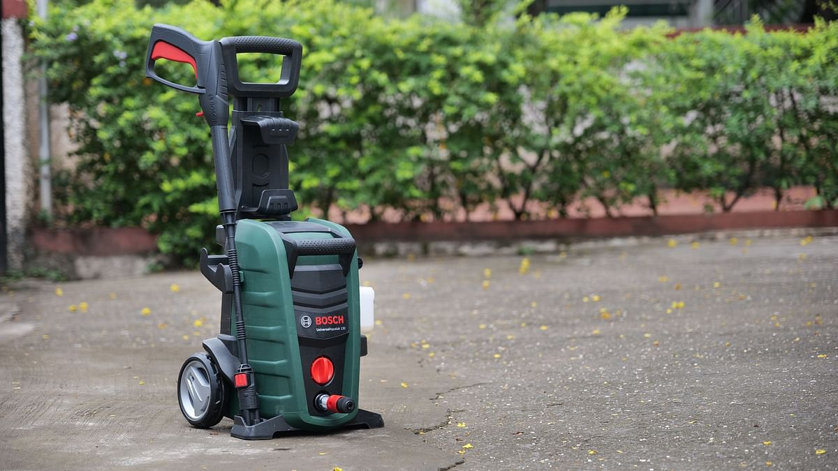 Tried and tested: Bosch Universal Aquatak 130