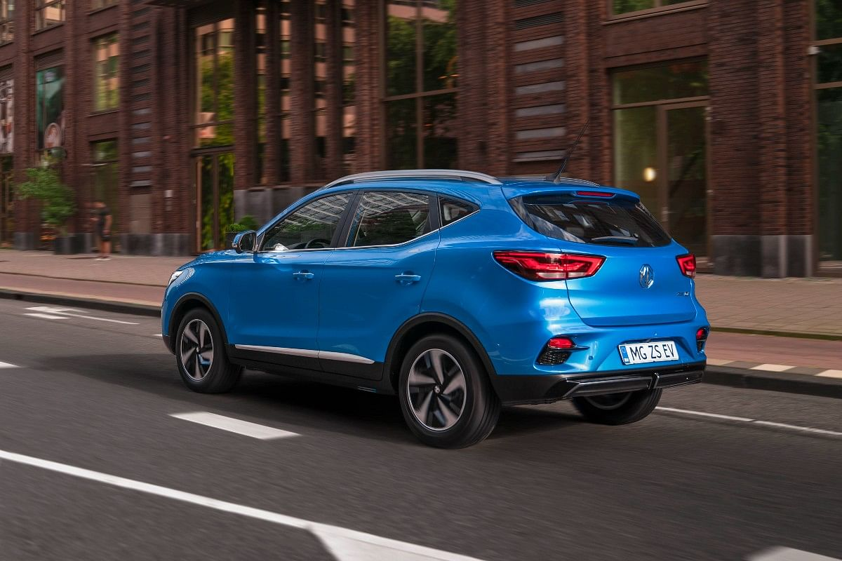 MG is yet to make an official announcement regarding an India launch of the MG ZS EV facelift
