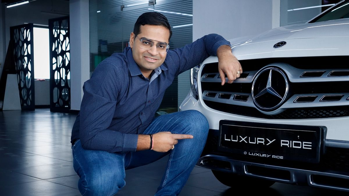 In conversation with Sumit Garg, Managing Director and co-founder, Luxury Ride