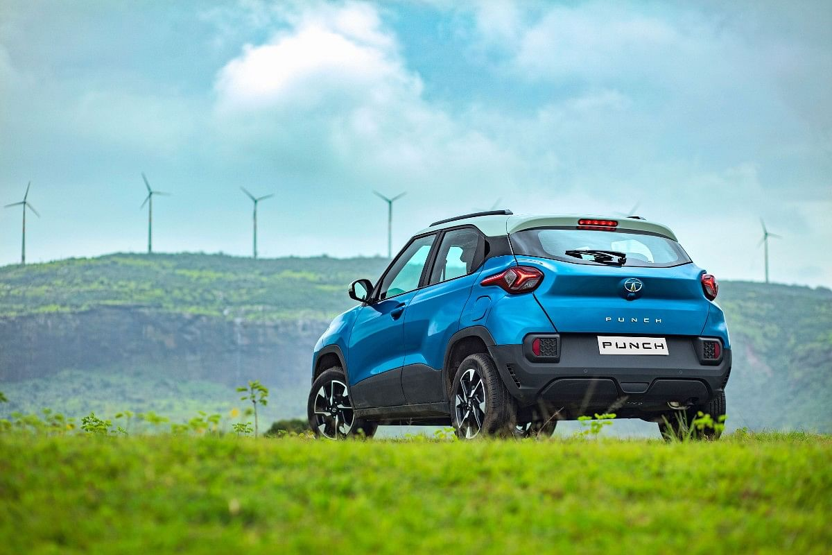 The Tata Punch gets City and Eco drive modes