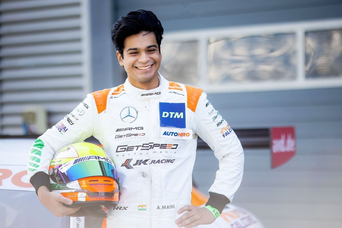 Maini now stands P13 on the grid with 40 points and is just one point away from Esteban Muth ahead with 41 points.