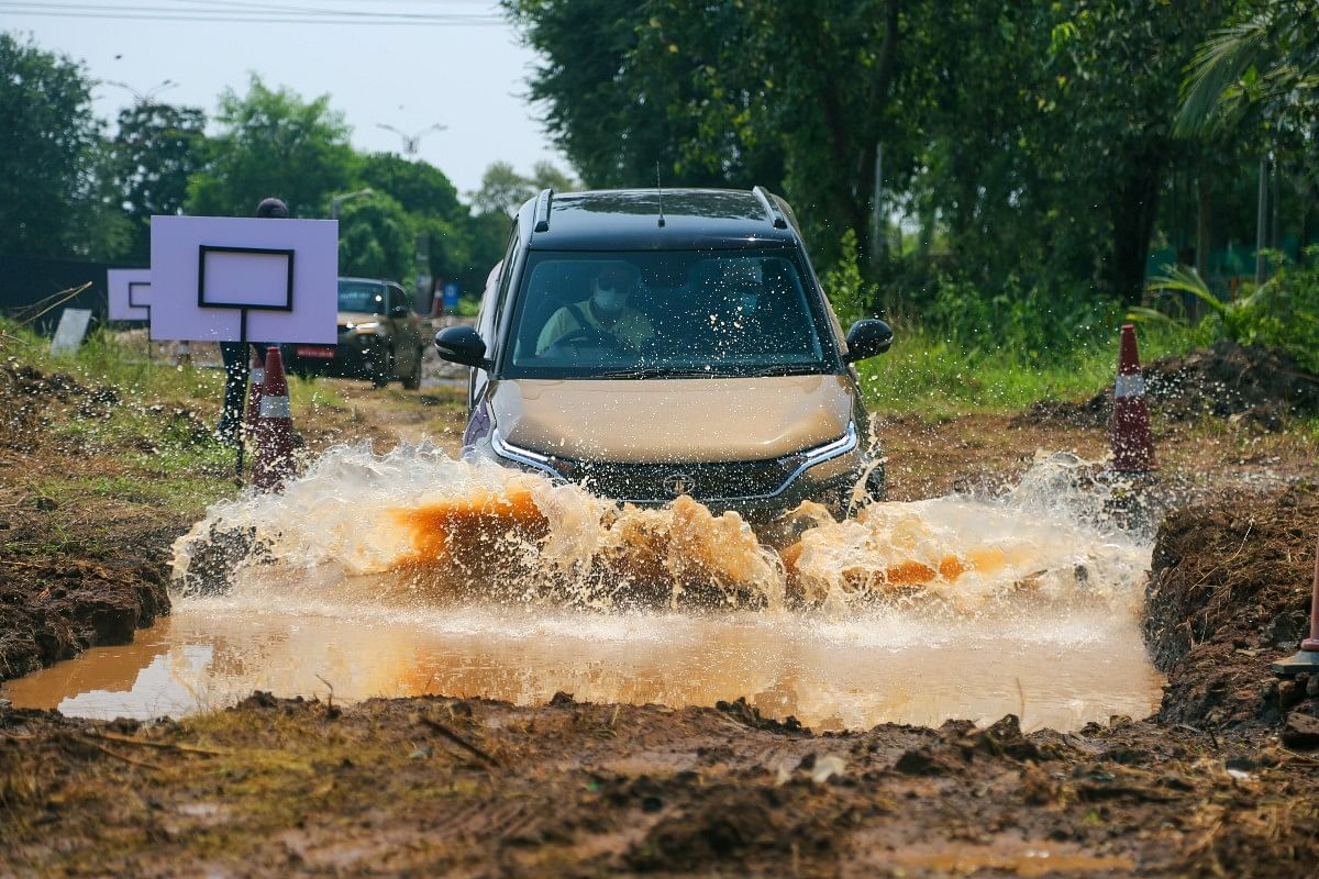 The Tata Punch packs impressive off-road capability