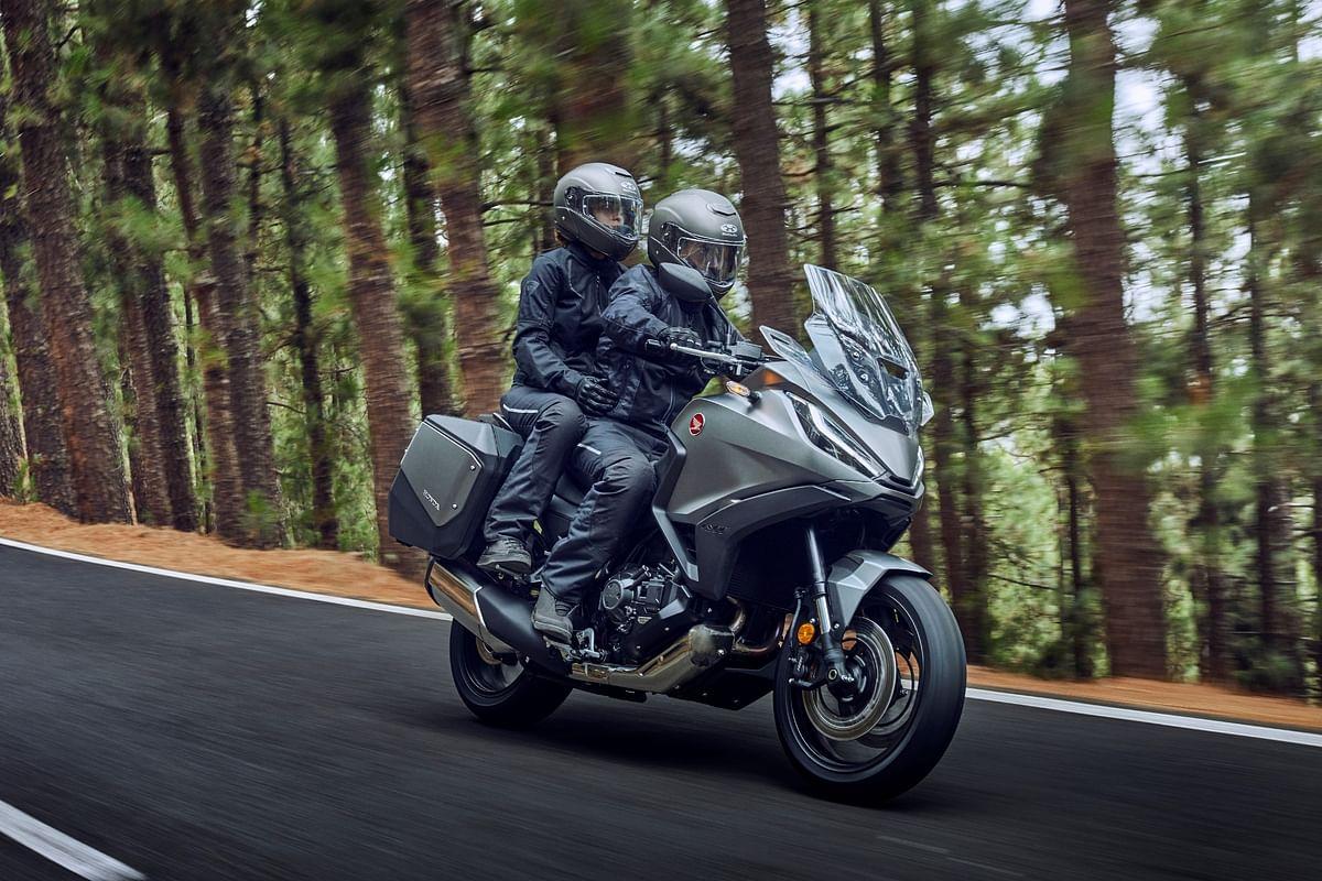 2022 Honda NT1100 unveiled