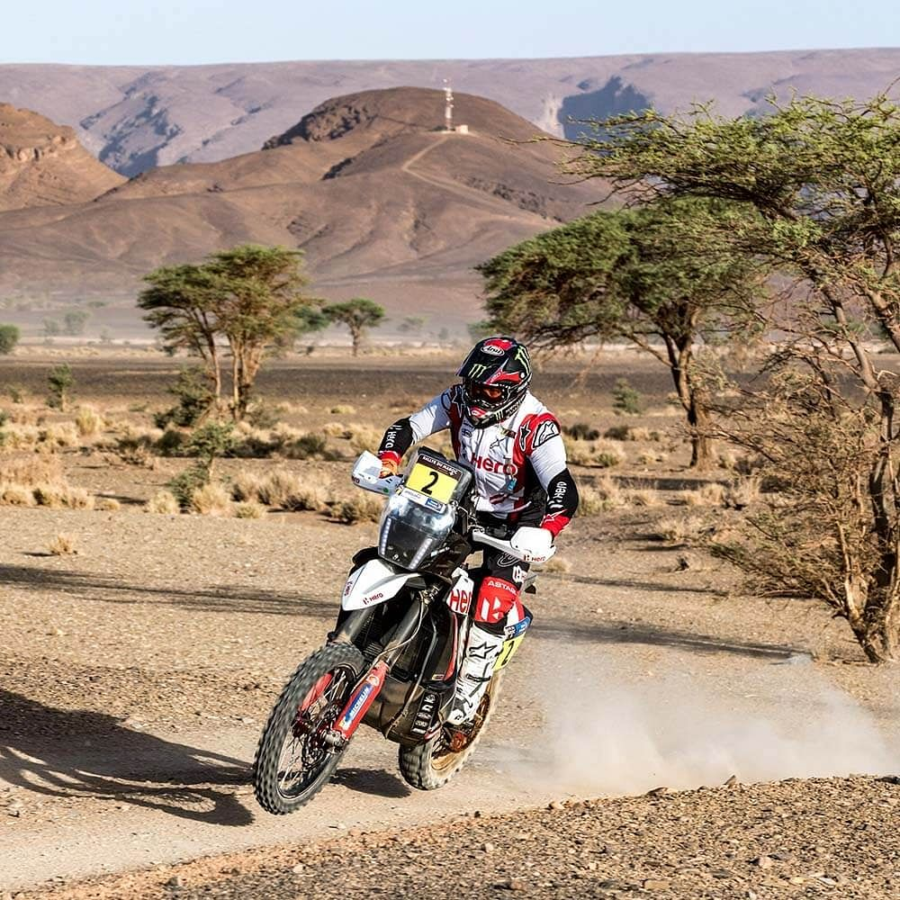 With that said, the two longest days of the rally completed, Stage 4 will bring another 360km of special stages for the riders to tackle.