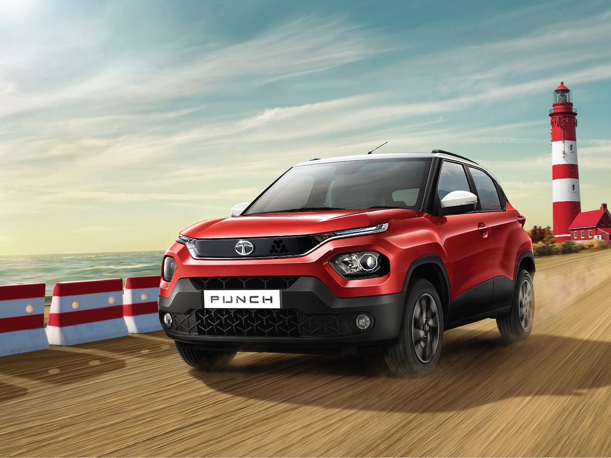 Tata Punch sub-compact SUV unveiled