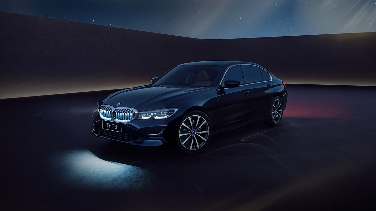 BMW 3 Series Gran Limousine Iconic Edition launched