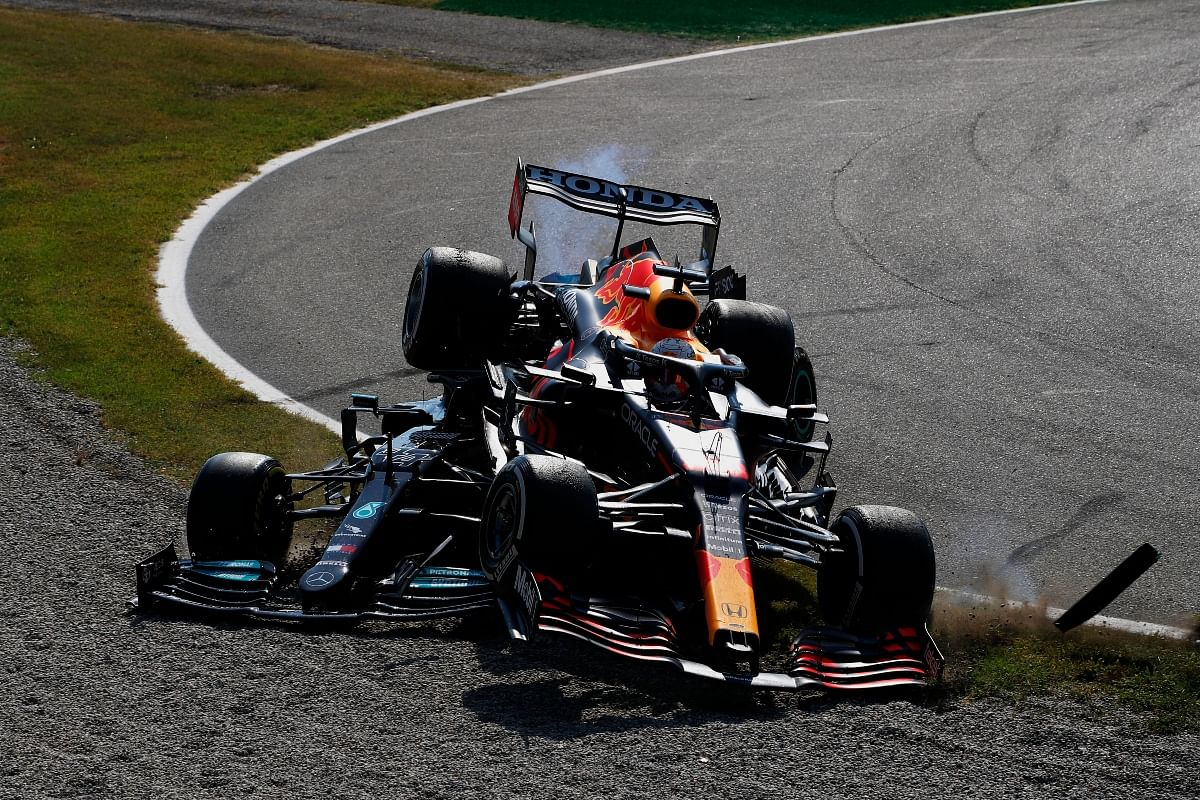 With crashes and contacts between the two, it is clear that both the drivers are not afraid to get their elbows out when fighting wheel to wheel.