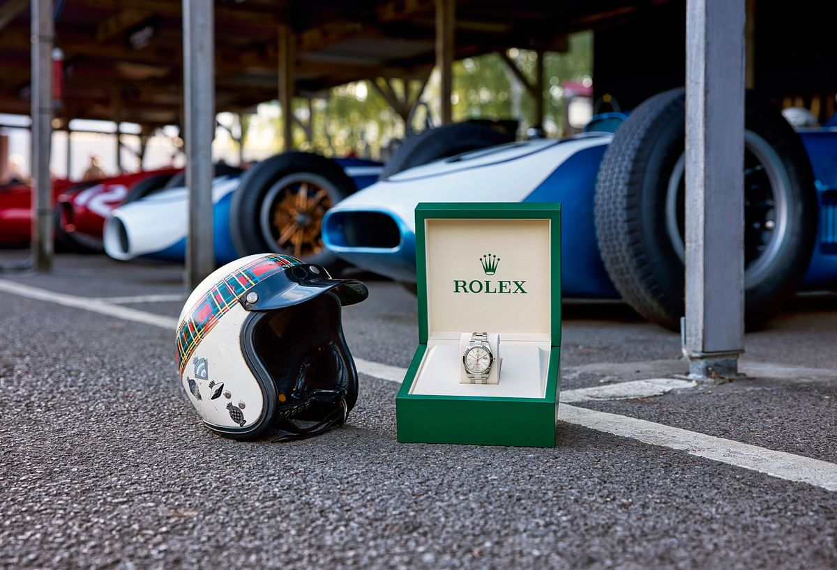 Goodwood Revival and Rolex