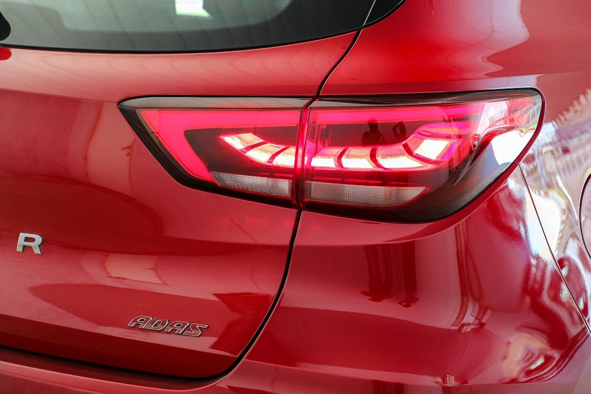 MG Astor gets LED taillights