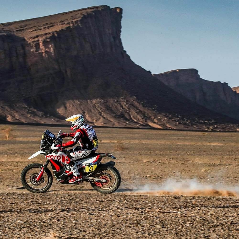 J-Rod was the first to go out on the stage after coming first on the Provisional Stage. This meant that he was going completely blind onto the stage without much navigational help or marks and tracks left by previous riders.