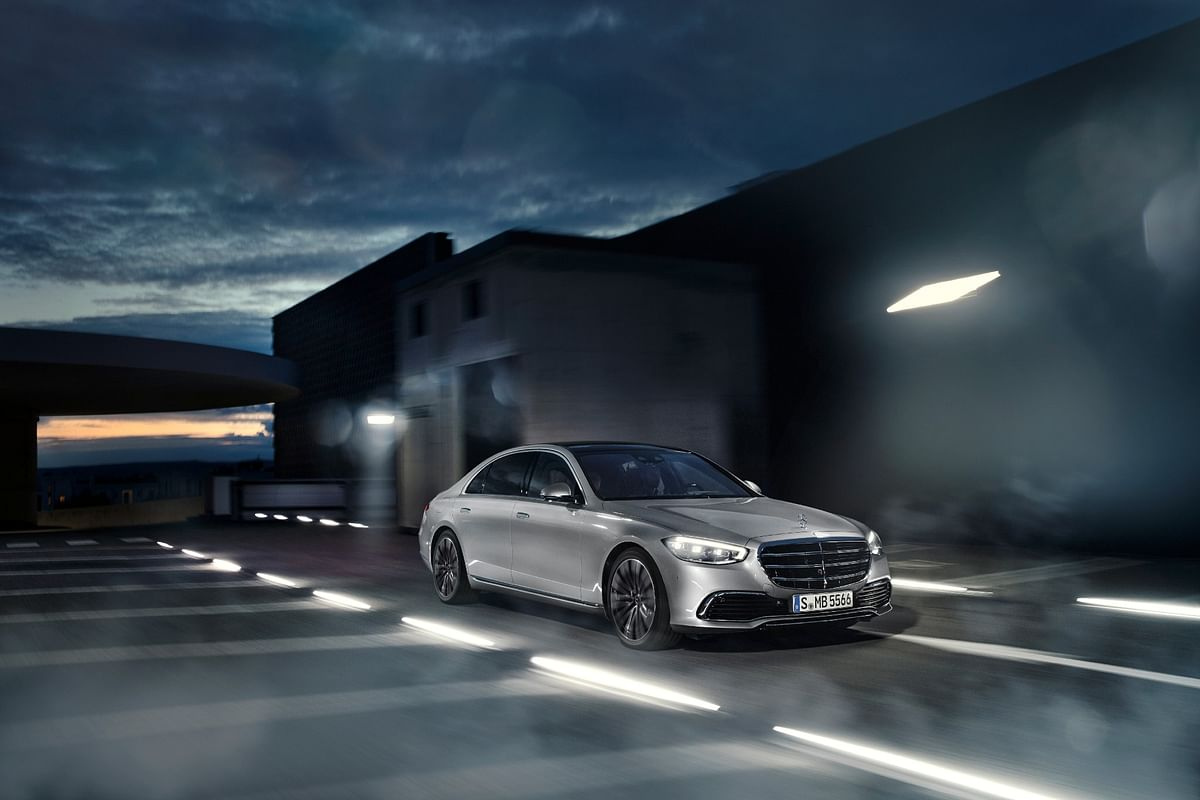 Mercedes-Benz launches Car to X with made in India S-Class