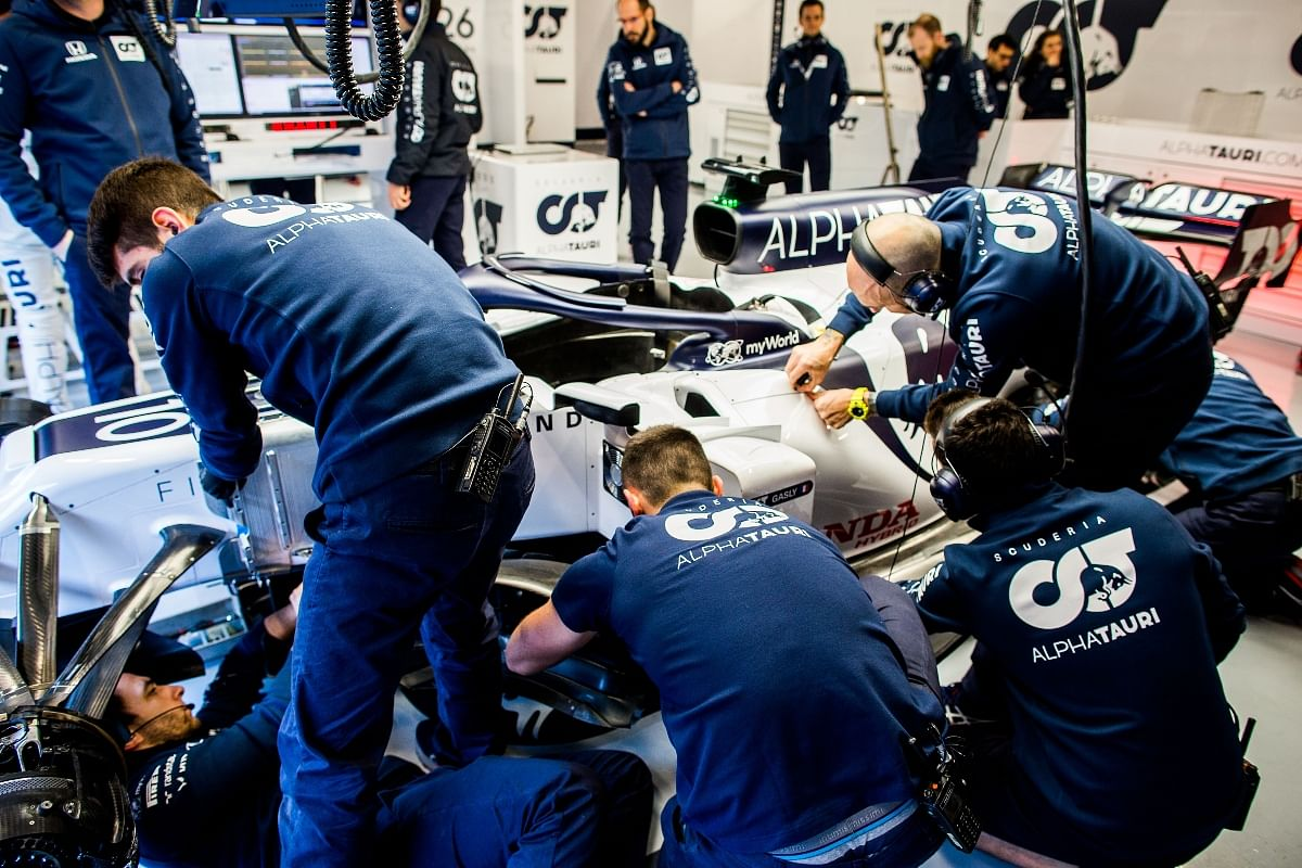 The regulations for now state that the MGU-H or the 'exhaust gas spinning turbocharger' element will be completely removed from the engine and will move towards sustainable fuel for 2026.