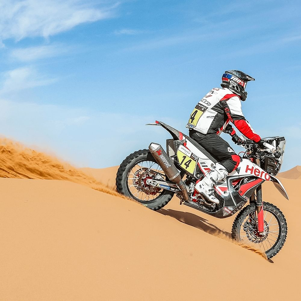 With that said,the 2022 Dakar Rally will be the next event on the calendar scheduled to start from H'ail in Saudi Arabia on January 2, 2022
