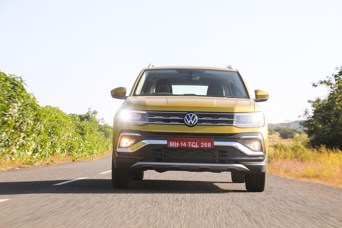 Volkswagen Taigun 1-litre TSI review: Topline AT variant driven