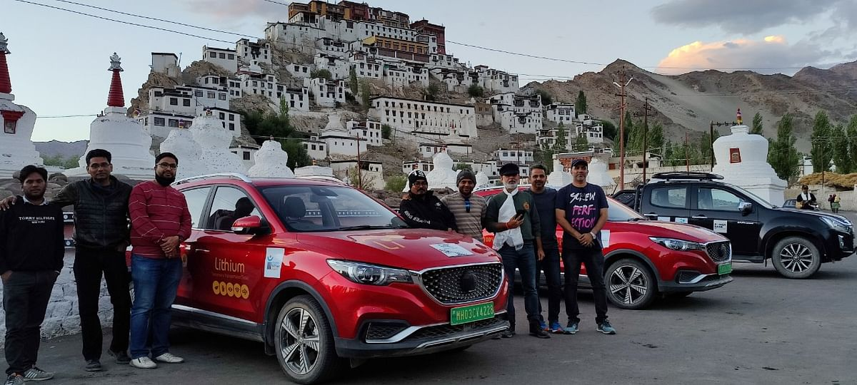 You can now drive your EVs to Leh Ladakh, here is why