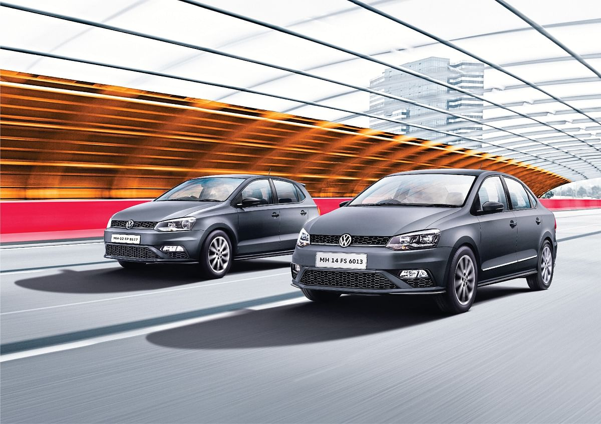 Volkswagen Polo and Vento Matte  edition launched