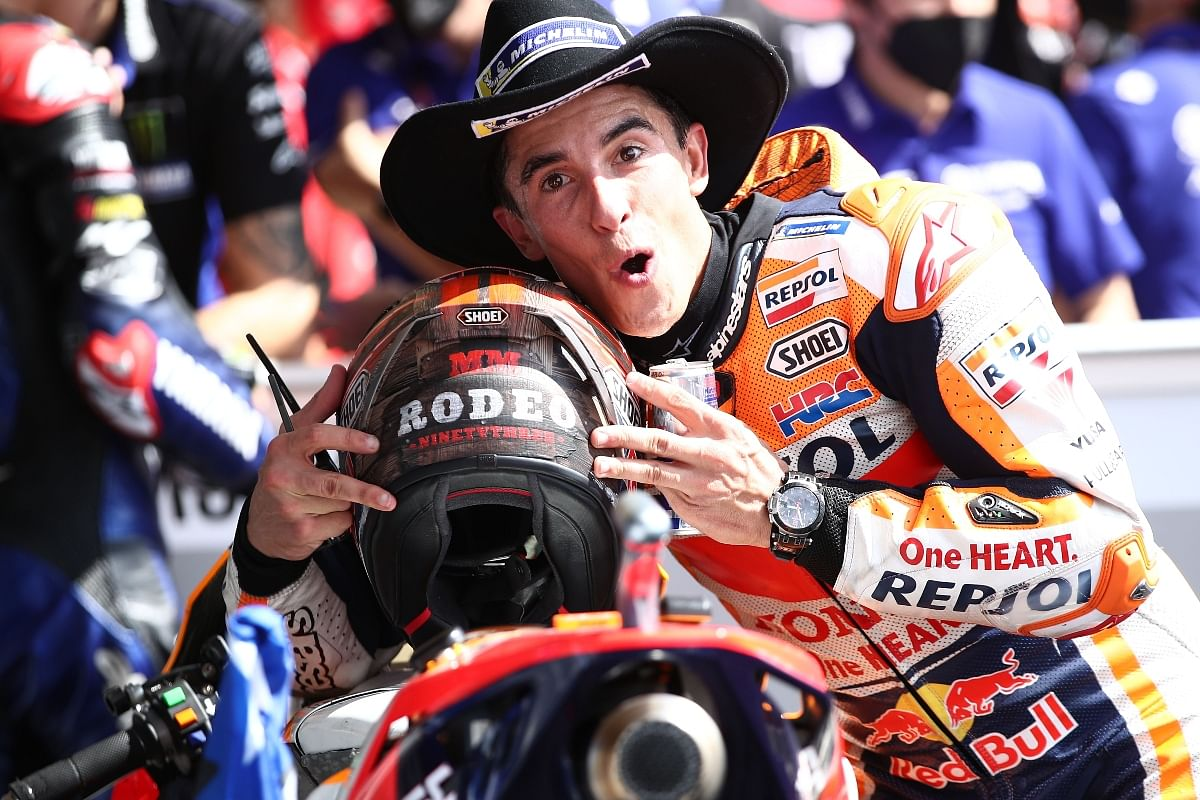 Rest of the grid is currently out of contention for the title win, but with the unpredictable nature of the MotoGP world, it is clear that a different race winner can be expected in the races to come.