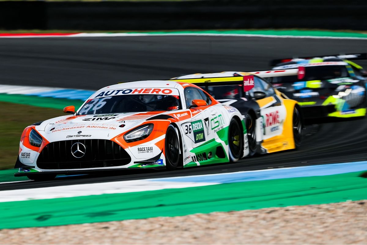 Arjun showed great pace in Race 1 at the Norisring finishing second in the race. But that also meant that Maini was carrying success ballasts on his car during the race.