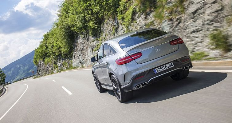 Beauty in the Beast: The new GLE  63 S Coupé