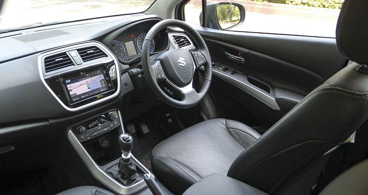Maruti Suzuki S-Cross Driven