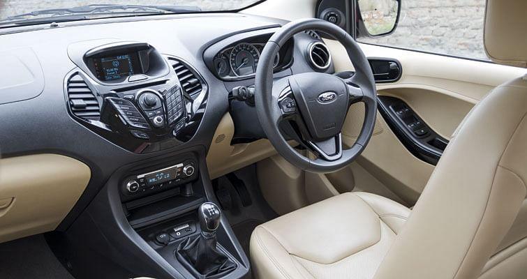 Ford Figo Aspire Driven
