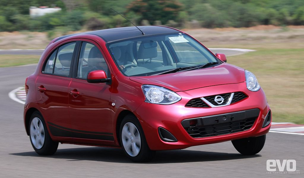 Nissan Micra X-shift Driven