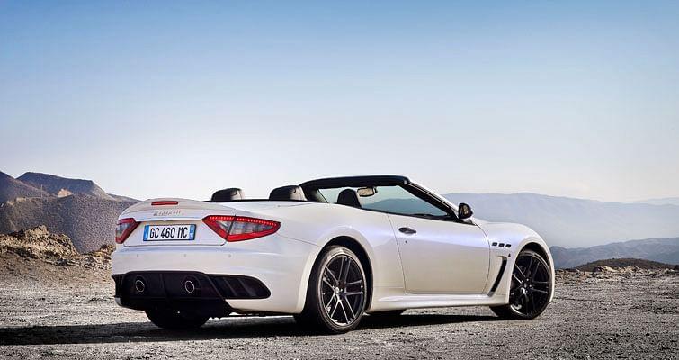 Maserati is back in India