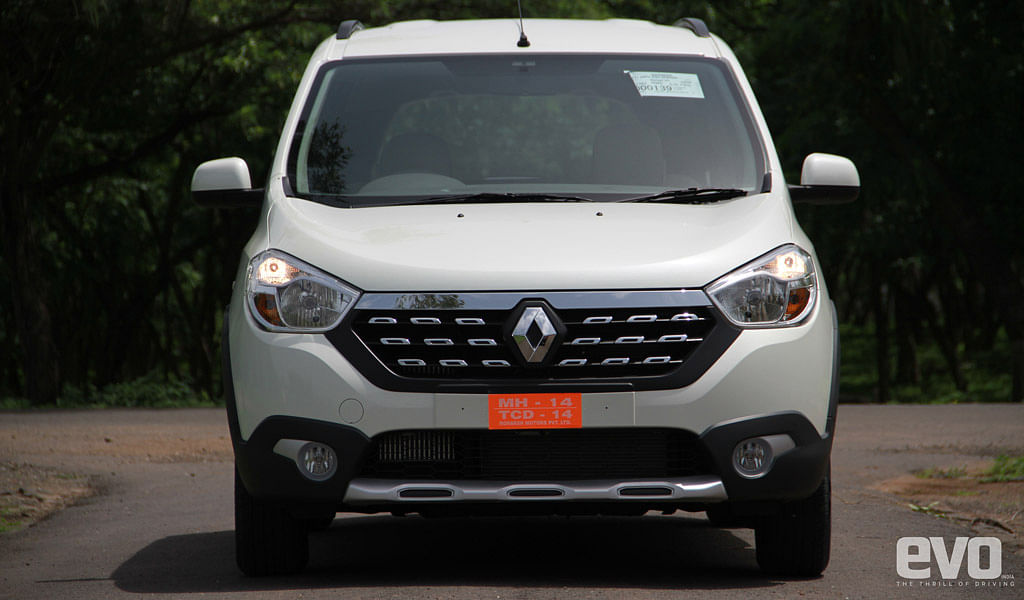 Renault Lodgy Stepway Driven