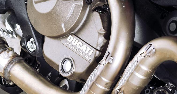 Ducati Monster 821 Ridden