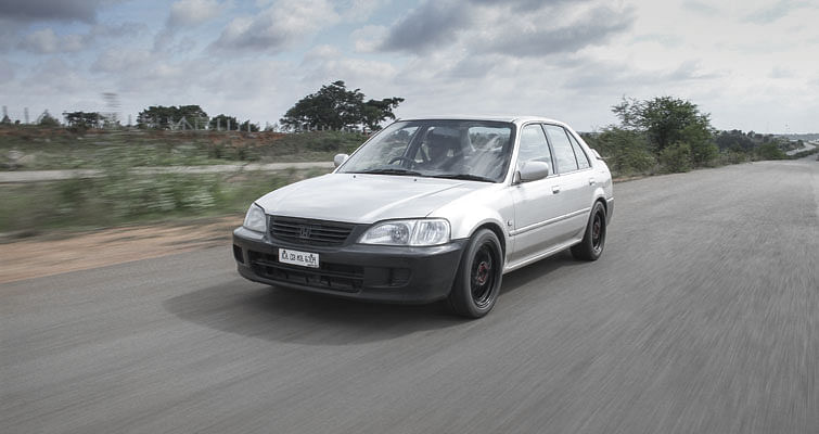 Slicker Citys: Performance VTEC Citys