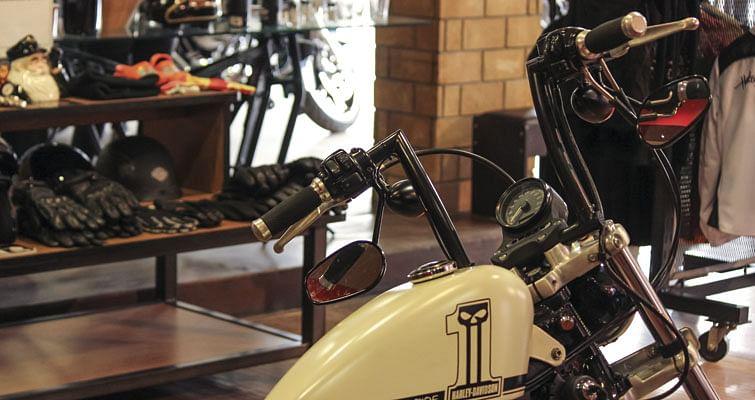Nine-Bridges Harley-Davidson, Ahmedabad