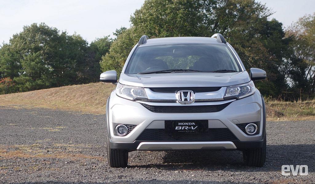 Honda BRV Driven