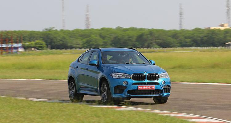 BMW X6 M & BMW X5 M Driven