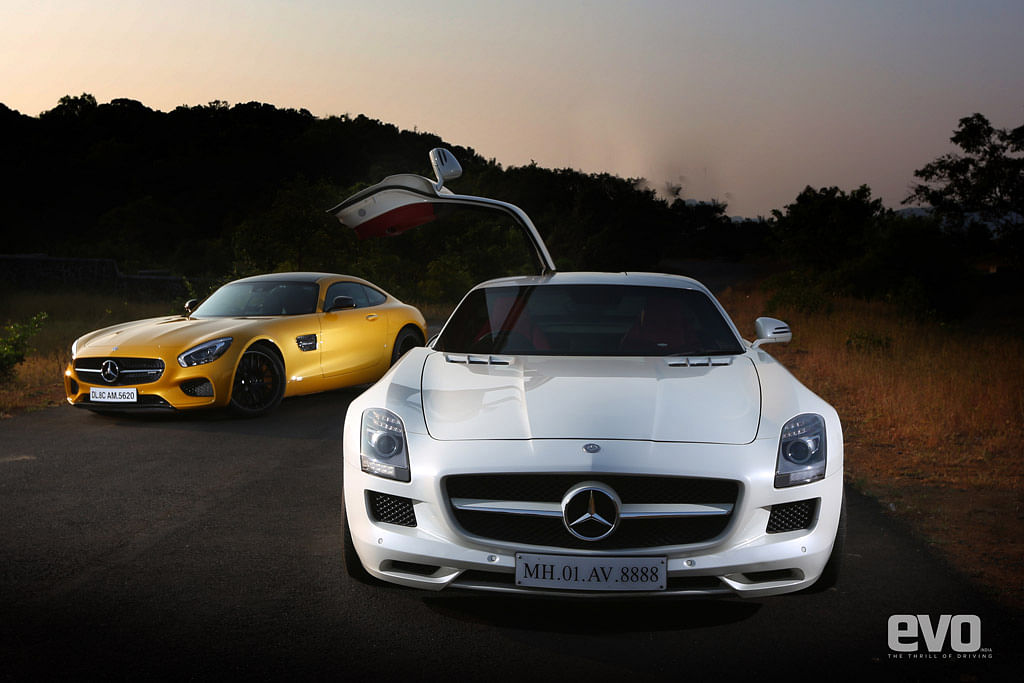 Mercedes-AMG GT S Driven
